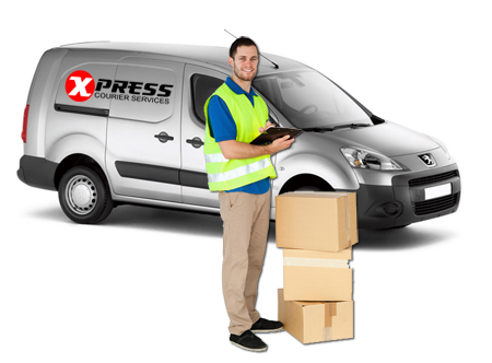 Use Xpress Courier Services